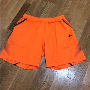 Adidas Athletic Shorts, size L?
